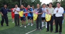 """Lễ bế mạc giải bóng đá """" Phú Đạt Open 2012"""""""