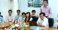 CBNV hưởng ứng cuộc bình chọn vịnh Hạ Long trở thành kỳ quan thiên nhiên thế giới